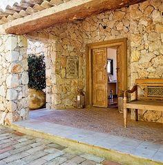 Estilo rustico rustico provenza - Casas estilo rustico ...