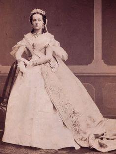 Maria Hendrika of Belgium, Duchesse de Brabant. 2e wife of Leopold ll.