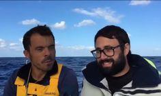 Il navigatore e l'ingegnere. Gaetano Mura e Francesco Belvisi
