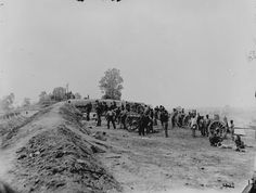The National Archives have online the famous Brady Civil War photos. Use these while researching your genealogy and building your family tree.