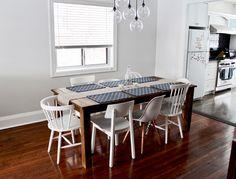 mesa de jantar cadeiras diferentes - Pesquisa Google