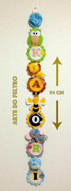 Игрушки из фетра от Arte do Feltro. Обсуждение на LiveInternet - Российский Сервис Онлайн-Дневников
