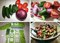 The nicer dicer will making cooking a dream! It's so fun and easy to use and ebay sells them for cheap!!