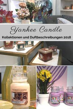 Ich zeige euch alle kommenden Yankee Candle Kollektionen für 2018, inkl. Duftbeschreibungen #yankeecandle #candle #duftkerzen