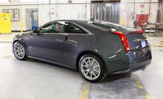 My future car. Cadillac CTS coupe. I believe 2014 will be the last year for the CTS coupe. How sad.