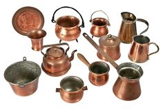 Copper  & Brass Miniatures