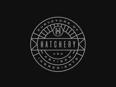 Hatchery Badge | Steve Wolf