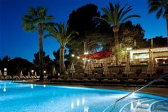 Castillo Hotel Son Vida in Palma de Mallorca, Spain at Hotels of the Rich and Famous