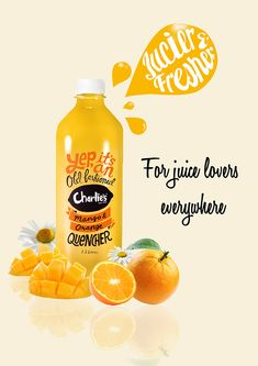 Juice Advertisement on Behance