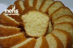 Nişastalı Kremalı Sünger Kek Tarifi