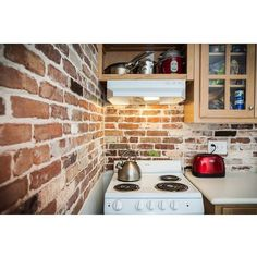 From Lowes Old Mill Thin Brick Systems 7 3 Sq Ft Box