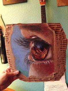 ★★ skyehorowitz - A Level Art Sketchbook - Art Inspo, Kunst Inspo, Inspiration Art, Ap Studio Art, Portfolio D'art, Studios D'art, Gcse Art Sketchbook, Cardboard Art, A Level Art
