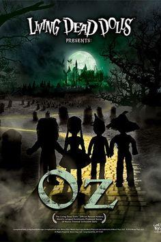 Living Dead Dolls Special Serie - OZ - Hadesflamme - Merchandise - Onlineshop für alles was das (Fan) Herz begehrt!
