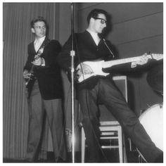 Waylon Jennings And Buddy Holly - Mankato, MN - Kato Ballroom (01/25/1959)