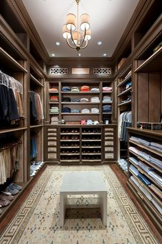 Picture of Ideas of Functional and Practical Walk In Closet for Home