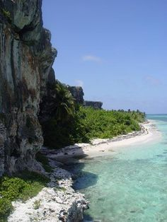 Isla de Mona in Puerto Rico, off the coast of Rincon and Mayaguez. An hours boat ride to incredible diving and hiking.