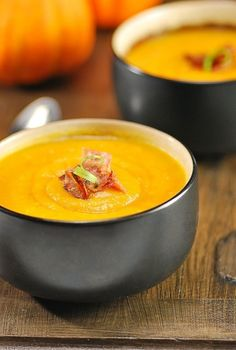 Butternut squash soup by milagros