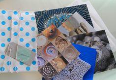 """Strandspaziergang"" 10er Postkarten-Set | Ansalia.ch Poster, Gift Wrapping, Gifts, Spirals, Postcards, Gift Wrapping Paper, Presents, Wrapping Gifts, Gift Packaging"
