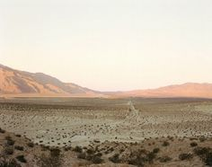 Richard Misrach, San Gorgonio Pass, 1981