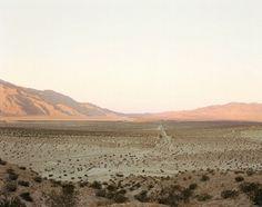 Richard Misrach, San Gorgonio Pass, 1981