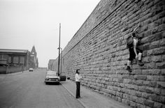 A climber. Rochdale, Martin Parr, Documentary Photographers, Magnum Photos, Climbers, Photo Book, England, In This Moment, Black And White