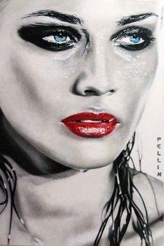 """Cinzia Pellin """"Come il cristallo"""""""