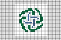 Texas Health Resources Pixel Art