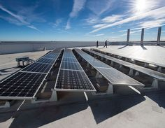 Are solar cells too cheap? That's what the US International Trade Commission effectively ruled Friday, granting bankrupt US manufacturers SolarWorld and Suniva's petition for relief fro… Solar Energy Panels, Best Solar Panels, Solar Roof Tiles, Alternative Energy Sources, Renewable Sources Of Energy, Sustainable Energy, Photosynthesis, Solar Power, Wind Power