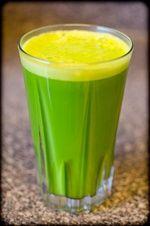 Juice Recipes - Mean Green