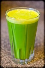 Juice Recipes - Mean Green