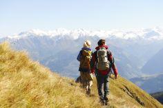 Seven Summits Saalbach - Körperliche Ausdauer und absolute Trittsicherheit ist gefragt für diese geniale & herausfordernde Bergtour https://www.hotel-talblick.at/sommer/wandern-bergsteigen-saalbach.html