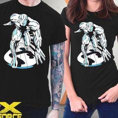 Camiseta Surfista Prateado Jack Kirby Blusa Norrin Radd Jack Kirby, T Shirts For Women, Tops, Fashion, Silver Surfer, Supreme T Shirt, Blouse, Moda, Fashion Styles