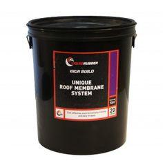 Liquid Rubber High Build 2.5 Litre Black