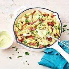 Lidl salat parmesan