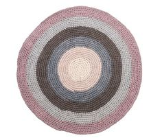 12 Fresh Gallery Of Nursery Carpet Around Pink – Carpet 2020 Crochet Carpet, Crochet Home, German Decor, Knit Rug, Kartell, Crochet For Boys, Crochet Round, Natural Rug, Bedroom Carpet