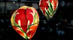 Fire Lily, Paper Ornaments, Event Lighting, Paper Lanterns, Paper Decorations, Amazing Art, Paper Crafts, Artist, Projects