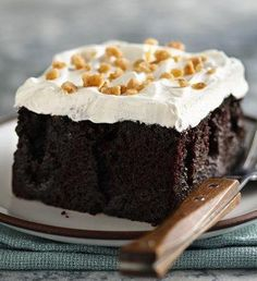 #GlutenFree Better Than Almost Anything Cake
