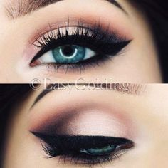 Makeup for Blue Eyes for Any Occasion picture 3