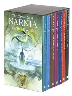 Narnia! I love them all but my favorites are The Silver Chair, Horse and His Boy, and The last battle.