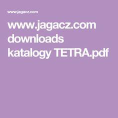www.jagacz.com downloads katalogy TETRA.pdf