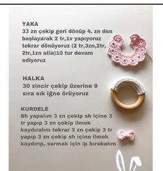 Ideas For Crochet Patterns Free Baby Pacifier Pacifiers Owl Crochet Patterns, Crochet Motifs, Amigurumi Patterns, Baby Patterns, Crochet Baby Toys, Crochet Bunny, Crochet Dolls, Baby Knitting, Diy Bebe