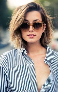 Cute haircuts for fall 2017 - http://trend-hairstyles.ru/588.html  #Hairstyles…