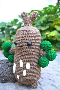 Mesmerizing Crochet an Amigurumi Rabbit Ideas. Lovely Crochet an Amigurumi Rabbit Ideas. Pokemon Crochet Pattern, Crochet Toys Patterns, Amigurumi Patterns, Crochet Dolls, Knitting Patterns, Kawaii Crochet, Cute Crochet, Hand Crochet, Knitting Projects