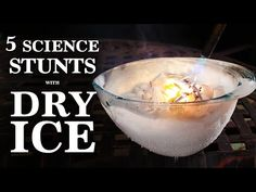 Five Phenomenal Science Stunts Done With Dry Ice | IFLScience