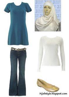 cute minus the weird hijab