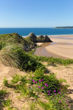 Travelling to the UK this summer? Here are 20 of the best British beaches that should be at the top of your holiday bucket list. Fiji Travel, Hawaii Travel, Summer Travel, Uk Summer, Hawaii Honeymoon, Summer Fruit, Best Uk Beaches, British Beaches, Beach Photography Friends
