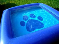The Ultimate Dog Pool , Inflatable pools for dogs | ACCESSORIES