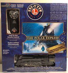 Lionel The Polar Express O-Gauge Ready-To-Run Train Set 6-30218 RC System  | eBay #lioneltrains