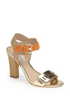 Charles David 'Justice' Leather Sandal | Nordstrom.com I shouldn't be these, I really shouldn't...but omg