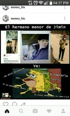 Read 24 from the story BTS Memes XD by with reads. Bts Memes, Funny Memes, K Pop, Seokjin, Hoseok, Namjoon, Vkook, Funny Short Videos, About Bts